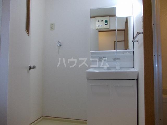 メゾン・ド・ビュー 03040号室の洗面所