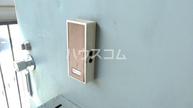 コーポナカイ Ⅰ 205号室のセキュリティ