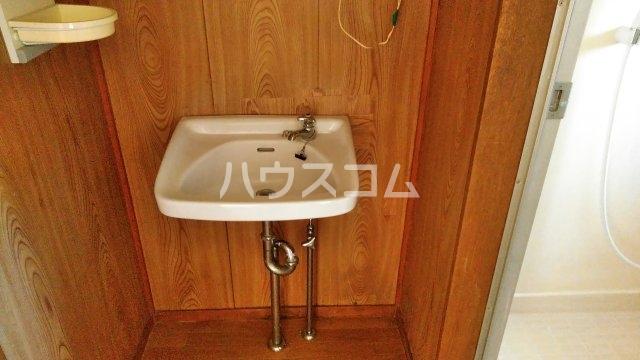 コーポナカイ Ⅰ 205号室の洗面所