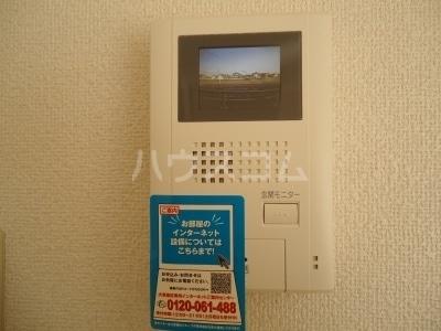 リバーサイドK 01050号室のセキュリティ