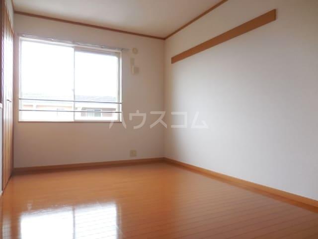 グレイスフル・B 02050号室のベッドルーム