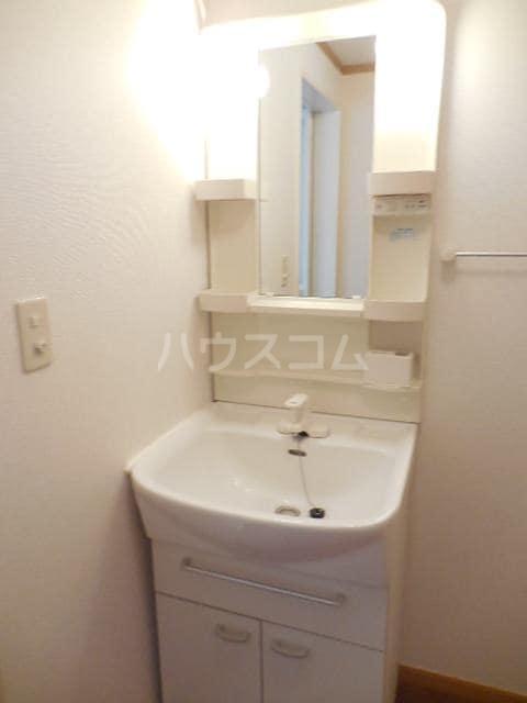 グレイスフル・B 02050号室の洗面所