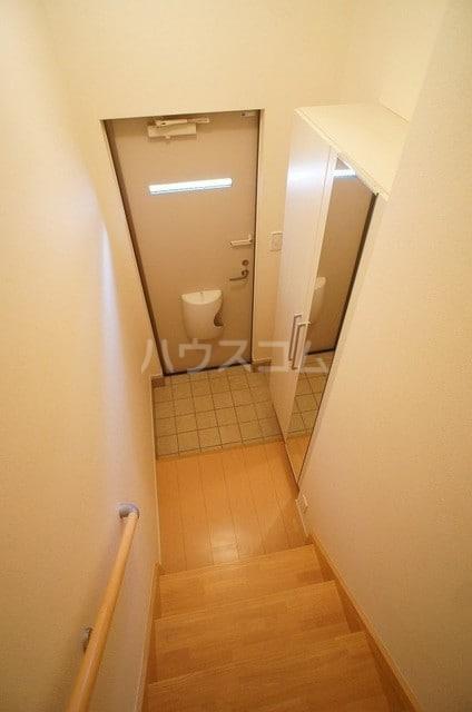 ブランネージュⅠ 02010号室の玄関