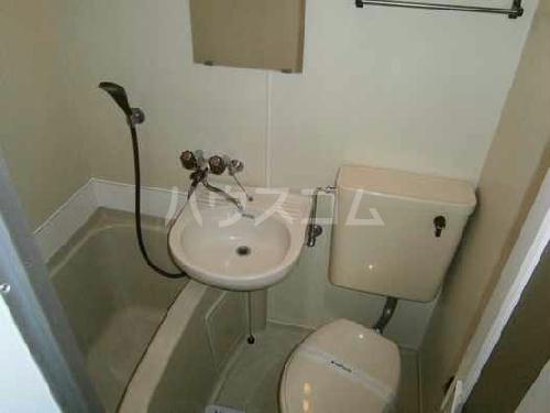 レオパレスアイシー 205号室の洗面所