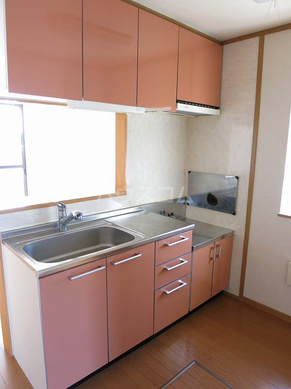 Rest Place 01050号室のキッチン