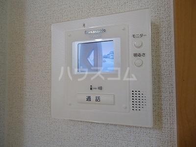 ブリーズA 01010号室のセキュリティ
