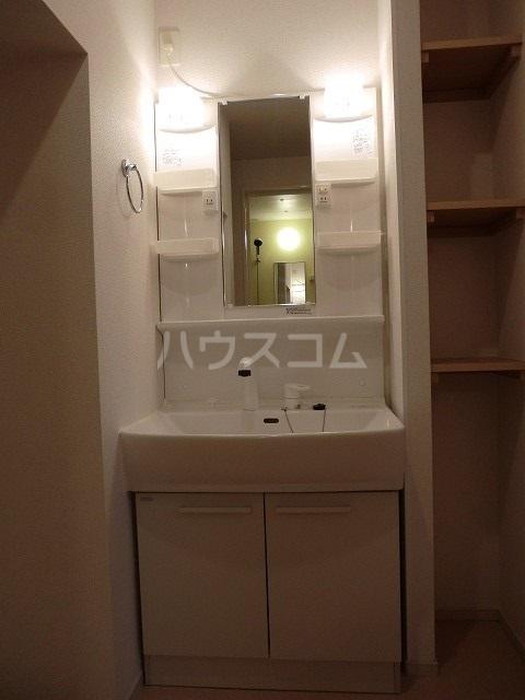 メゾン・スフレⅠ 01030号室の洗面所