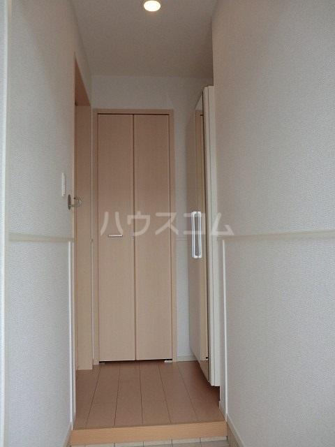 メゾン・スフレⅠ 01030号室の玄関