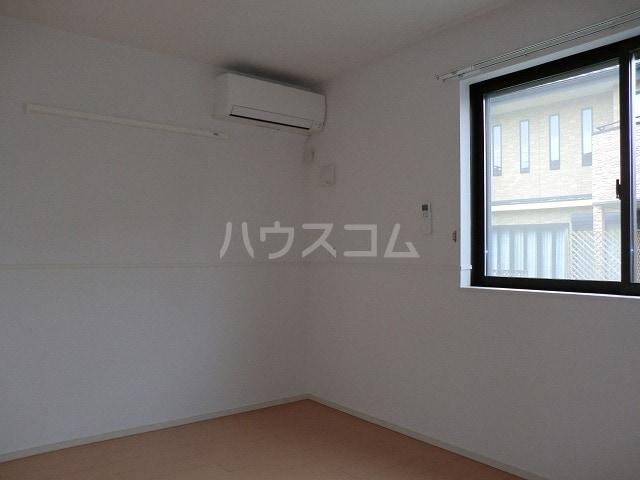 メゾン・スフレⅠ 01030号室のベッドルーム