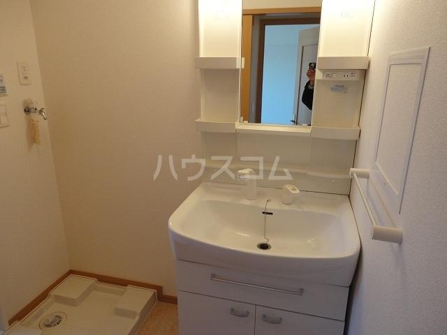 フルール・ド・リスⅠ 02030号室の洗面所