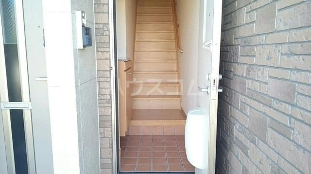 サンライズハウス 02010号室の玄関