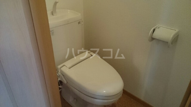 サンライズハウス 02010号室のトイレ