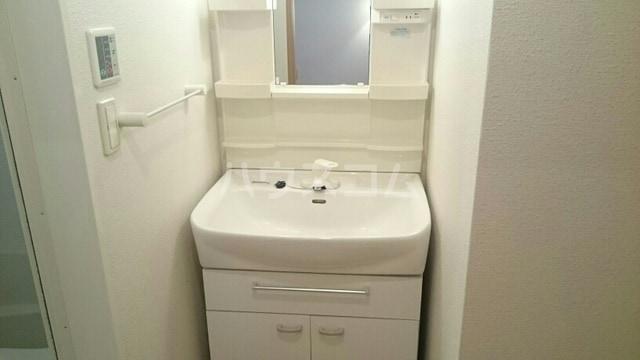 サンライズハウス 02010号室の洗面所