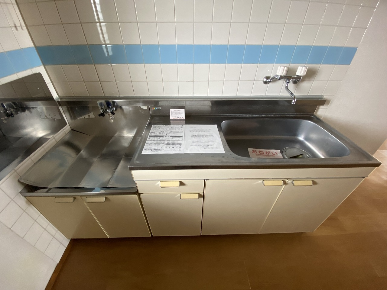 コーエーハイツ 03020号室のキッチン
