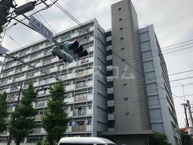 大島住宅 1010号室の外観