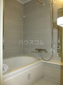 大島住宅 1010号室の風呂