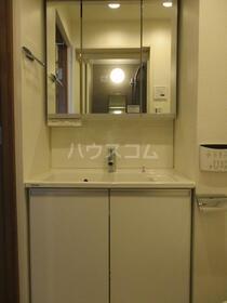 大島住宅 1010号室のトイレ