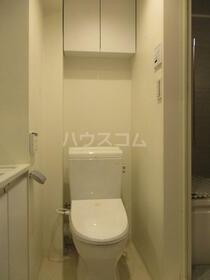 大島住宅 1010号室の収納