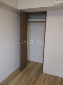 大島住宅 1010号室の玄関