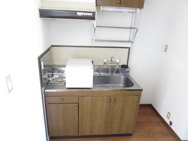 アベニュー`92 201号室のキッチン