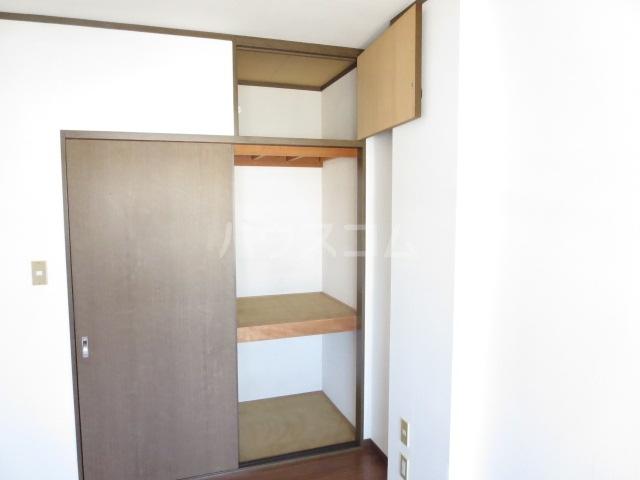 アベニュー`92 201号室の収納