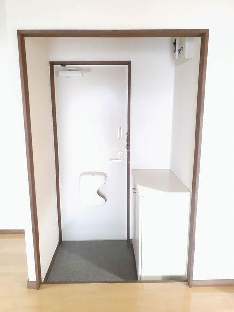 ドミールTT 01020号室のベッドルーム
