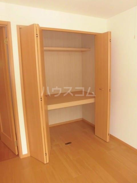 アルピン ヒルB 02020号室の収納