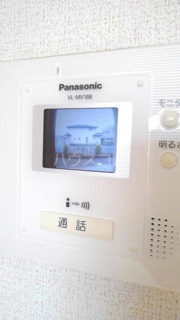 キラリ・トヨダ 02030号室のセキュリティ