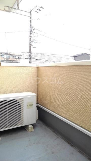 キラリ・トヨダ 02030号室のバルコニー