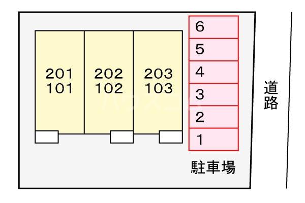キラリ・トヨダ 02030号室の設備