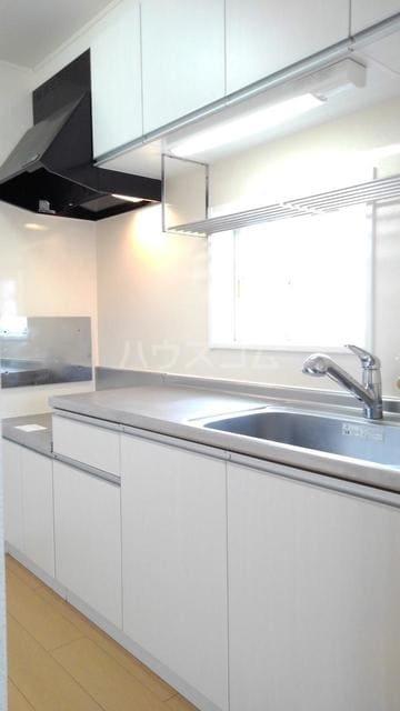 キラリ・トヨダ 02030号室のキッチン