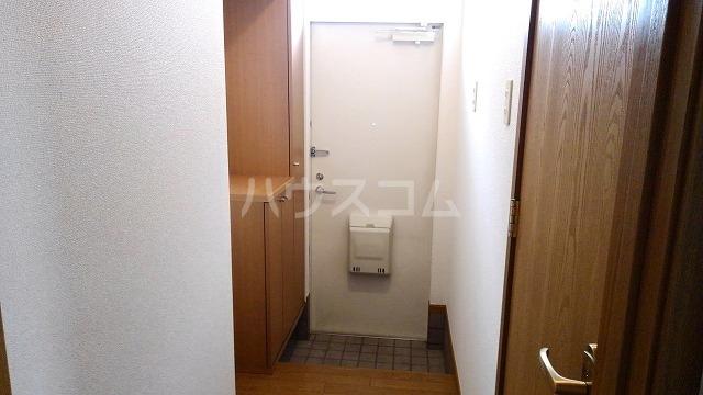 ライフサークルパ-ト10 01010号室の玄関