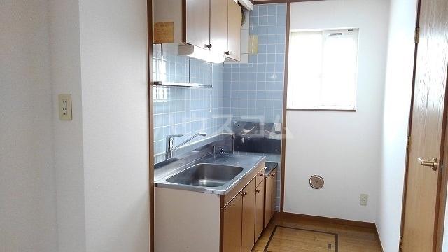 ライフサークルパ-ト10 01010号室のキッチン