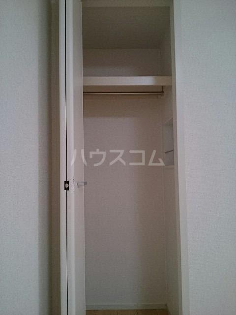 イースト グレイス A 01030号室の収納
