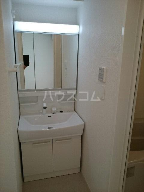 イースト グレイス A 01030号室の洗面所
