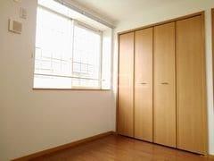 パール・カーサB 02010号室のベッドルーム