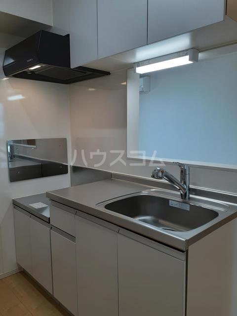 パークサイドK.S.S A 02050号室のキッチン
