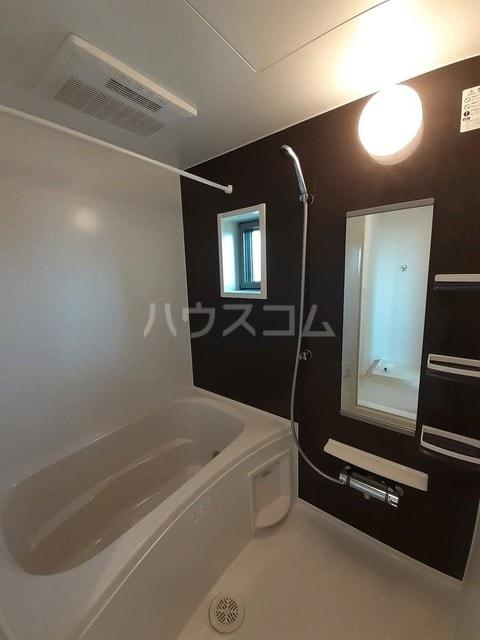 パークサイドK.S.S A 02050号室の風呂