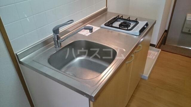 One R 22629 01020号室のキッチン