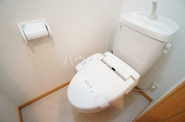 ラ・ポアール 02020号室のトイレ