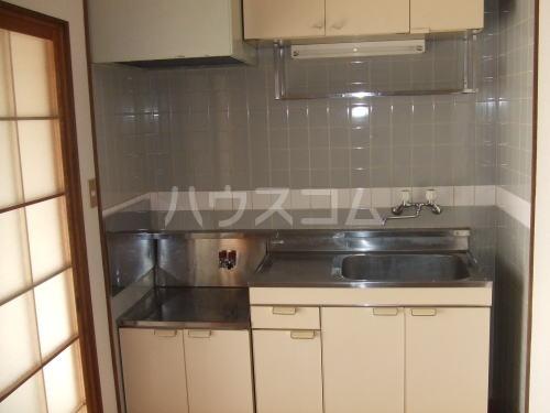 ドミール横山 02060号室のキッチン
