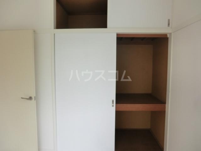 根木名パークサイドハウス 1号室の収納