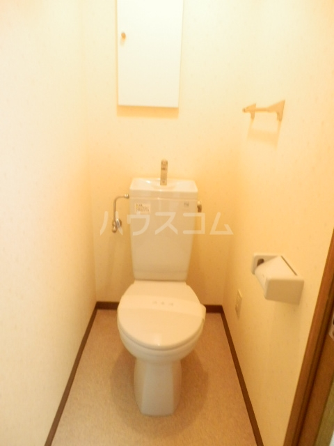 ベル・ヴィンテージ 203号室のトイレ