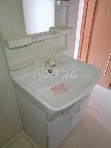 グランメールの洗面所