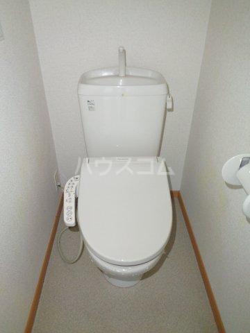 グランメールのトイレ