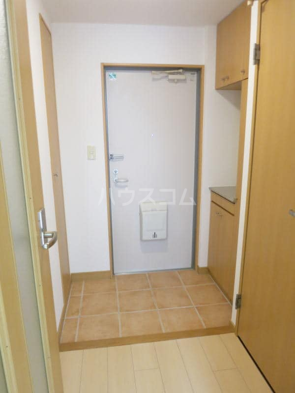アネックス・ヒル39 02040号室の玄関
