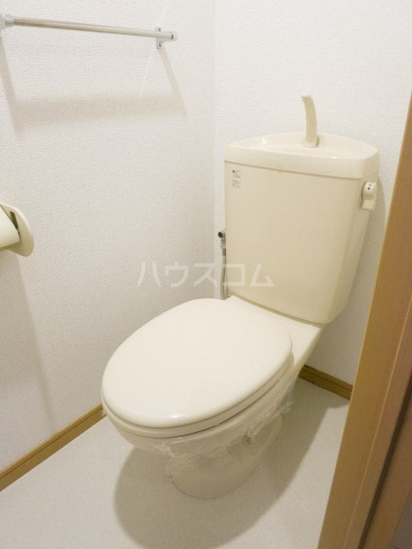 アネックス・ヒル39 02040号室のトイレ