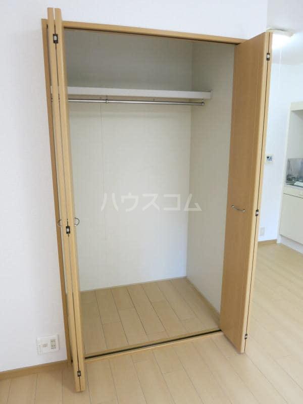 アネックス・ヒル39 02040号室の収納