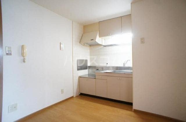 サニーハイツB 01020号室のキッチン