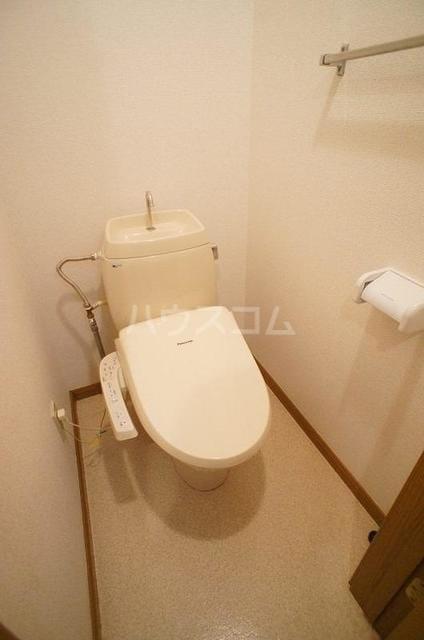 サニーハイツB 01020号室のトイレ